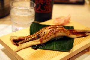 『あなごの姿寿司』